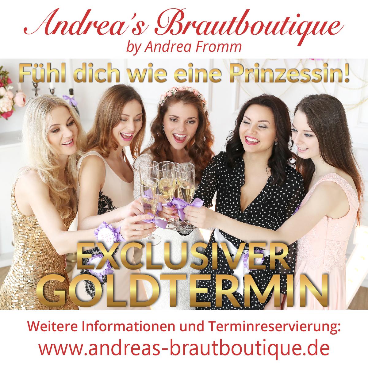 Goldtermin Reservierung